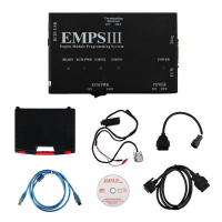 Bộ đọc lỗi máy xúc isuzu EMPS3