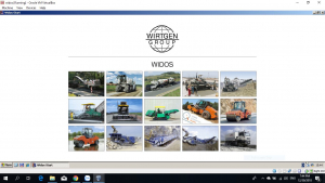 Phần mềm hướng dẫn sửa chữa máy Wirtgen, Hamm, Voegele