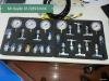 Bộ đồng hồ đo áp suất thủy lực
