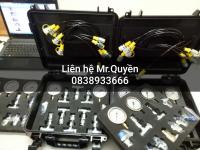 Bộ đồng hồ đo áp suất dầu thủy lực